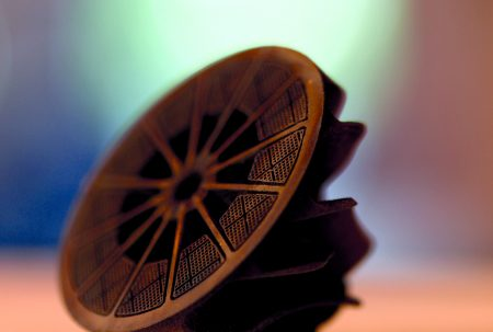 Fabrication additive roue turbo compresseur 2