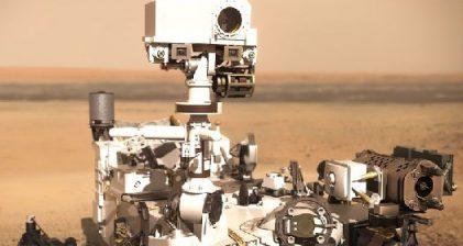 Cetim lands on Mars